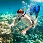 Diving in Nha Trang beach
